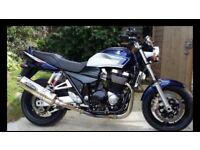 Suzuki GSX 1400 2006. Very clean bike.