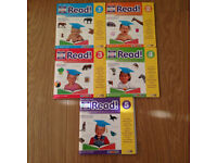 Read! Early language development system (for infants and children)
