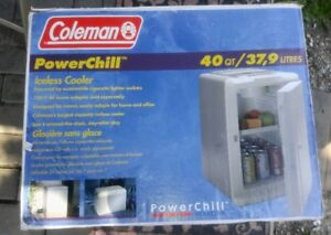 ( NEW ) COLEMAN ICELESS COOLER