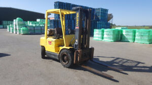 Forklifts, Two Used, Offers/Bids Invited