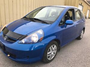 2008 Honda Fit lx auto clean title 115k Priv sale no taxes