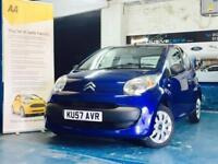 Citroen C1 1.0I COOL 1 OWNER FROM NEW LOW MILEAGE CHEAP TAX and INSURANCE ?20 TA