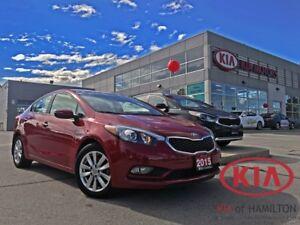 2015 Kia Forte LX + | HTD SEATS | AUTO | BT/AUX/USB