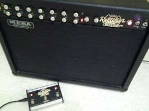 Mesa Boogie Rectoverb 50w combo 1x12 rectifier