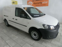 2014 Volkswagen Caddy 1.6TDI (102bhp) Startline ***BUY FOR ONLY £31 PER WEEK***