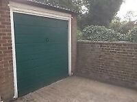 Richmond, secure lock up garage, good access to road, moments from Richmond station and town centre