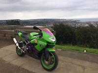 Zx9r for swaps only read info