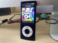 Apple iPod 8gb Purple (Camera model)