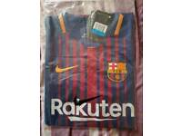 Barcelona football shirt 2017-18 New with tags