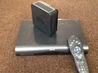 Sky hd 2tb plus wifi box