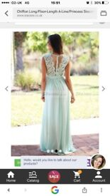 2 brand new bridesmaid dresses for sale