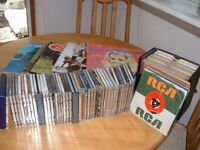 Collection of eps.lps.& cds