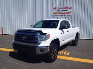 2014 Toyota Tundra 4x4 Double Cab TRD Offroad Pkg.