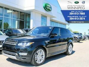 2017 Land Rover Range Rover Sport Td6 HSE *RETIRED DEMO*