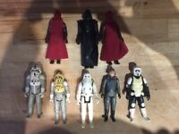 Star Wars Toys. The Empire