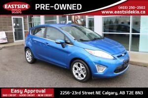 2011 Ford Fiesta SES ALLOYS LOW KM