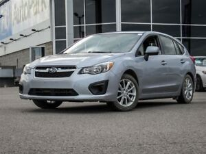 2014 Subaru Impreza 5-Speed Manual AWD| Cruise Control|