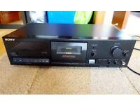 SonyStereo Cassette Deck