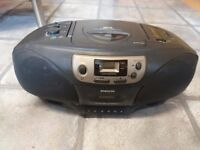 Samsung Radio CD and tape player