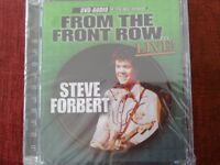 """FROM THE FRONT ROW"" DVD, NEW SEALED"