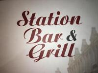 Station bar and grill, Urmston
