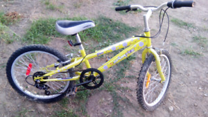 Fun Little Girls Bike