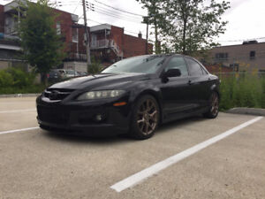 2007 Mazda MAZDASPEED6 Sedan NEGO