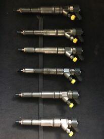 Remanufactured Common rail diesel injectors