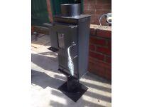 Woodburner log burner wood burning stove