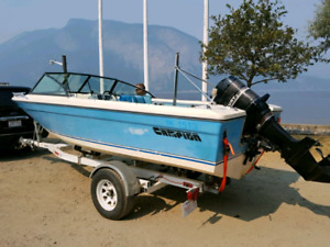 Price reduced.  Merc 115HP on a Campion 18' open bow