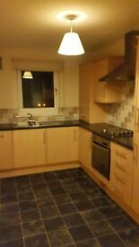 2 bedroom modern flat in ardrossan for rent