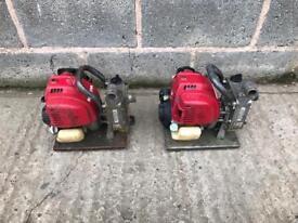 """Honda WX10 1"""" water pumps"""