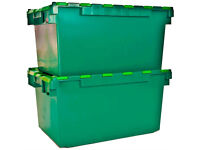 Heavy Duty Industrial Crates - Excellent Build Quality - Will last a lifetime...