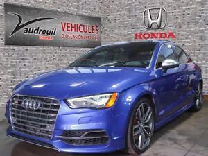 2015 Audi S3 2.0T Technik*ENTRETIENS POUR 2 ANS INCLUS*