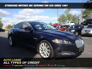 2012 Jaguar XF SPORT / LEATHER / SUN-ROOF / NAVIGATION