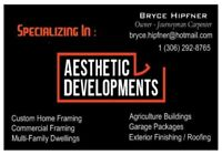 Professional framing contractor