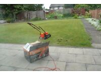 Flymo lawnmower sold as faulty