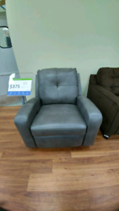 Mannix recliner Made by Ashley Furniture
