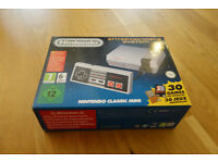 NES Classic mini with 30 preloaded games