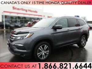2016 Honda Pilot EX | HITCH | 1 OWNER | LOW KM'S !