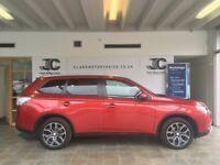 Mitsubishi Outlander DI-D GX 3 (red) 2015-05-31