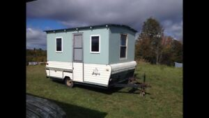 Travel trailer, ice shack, hunt camp. *trade towards race atv*