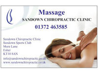 Deep-tissue Sports Massage Therapy - £10 off discount