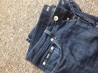 Hugo boss men's jeans medium