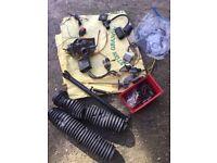 Yamaha DTR 125 -Parts