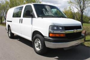 2010 Chevrolet 1500 Express Cargo Zero Down $135 Bi-Weekly OAC