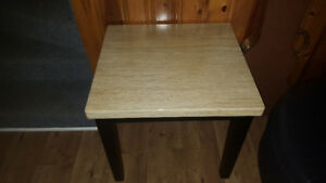 Coffee table + end table for sale!!!