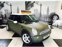 ★💷PAYDAY OFFERS✨★ 2001 MINI COOPER 1.6 PETROL★NEW CLUTCH & GEARBOX★NICE MATTE GREEN ★KWIKI AUTOS★