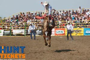 Buy  show tickets for Strathmore Stampede - Rodeo