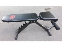 PRO POWER UTILITY WEIGHTS BENCH